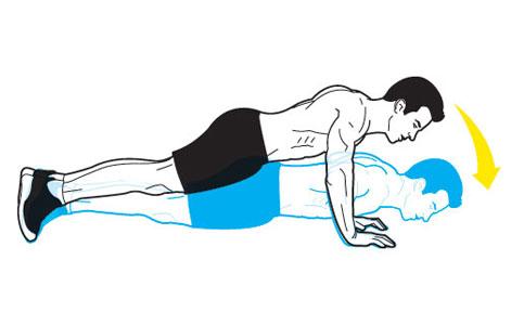 standard-pushup