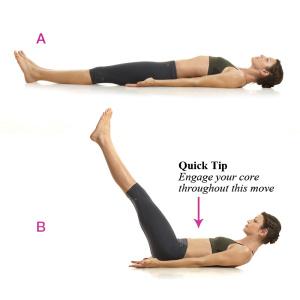 lying-leg-raise