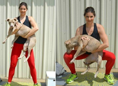 Dog-Squat