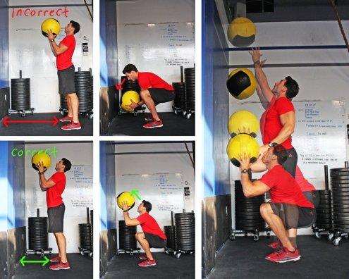 Exercise for gaining power