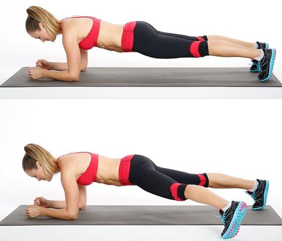 Plank Circle