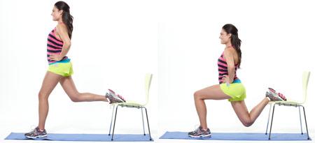 split-squat