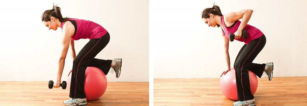 7 Ball Exercises For Weight Loss