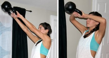 Kettlebell Swing Punches