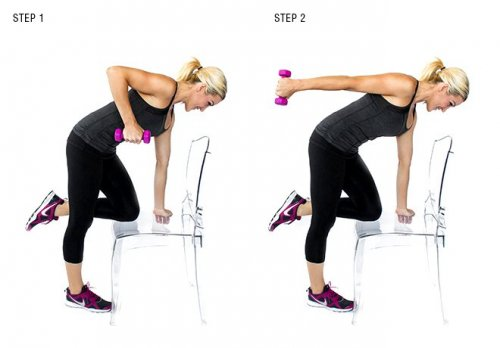 Kneeling-Tricep-Extension