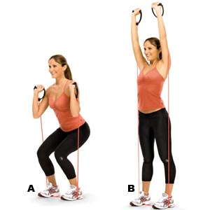 full body resistance band workout  page 2 of 3