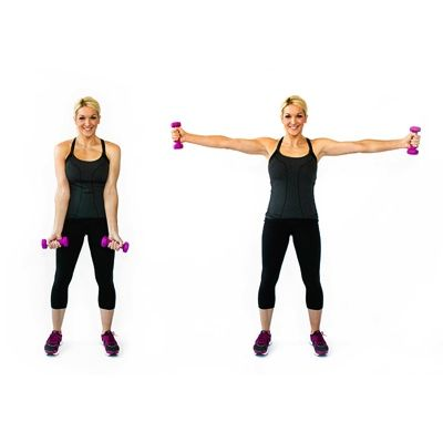 17 Exercises for Arms (Biceps, Triceps, Shoulders)
