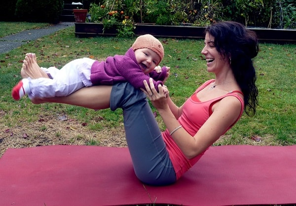Exercise for-breastfeeding-mom