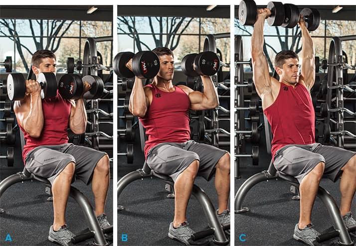Deltoid Dumbbell Workout: 5 Shoulder Exercises | Page 2 of 2